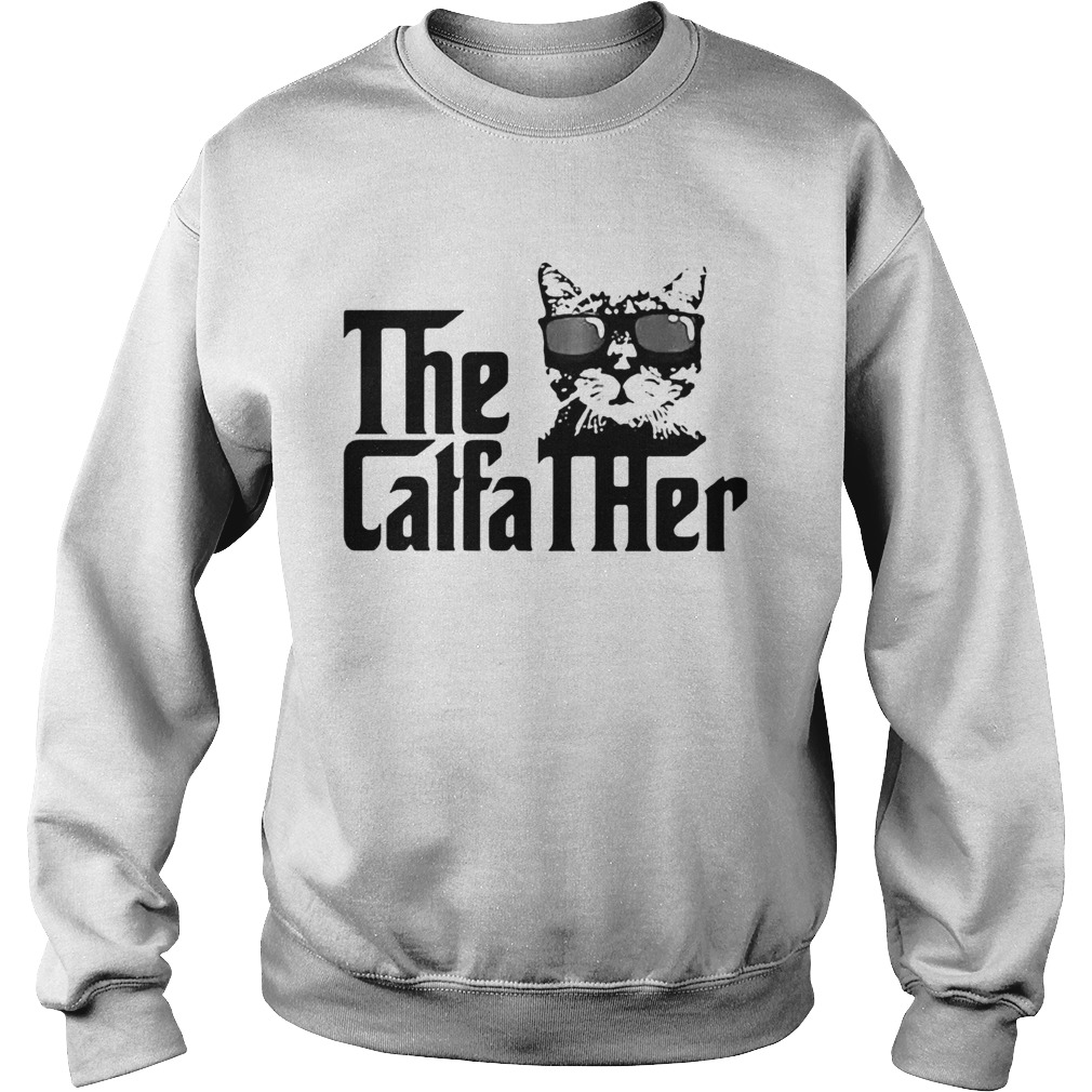 Cat The Caffa Ther  Sweatshirt