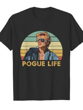 Jj outer banks' rudy pankow pogue life vintage shirt