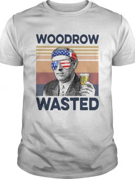 US Drink Woodrow Wasted Vintage shirt