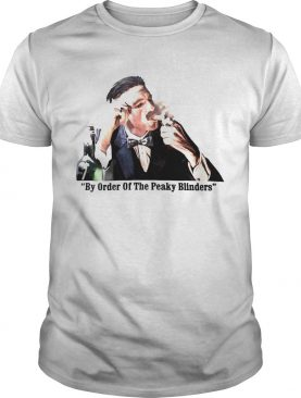 Arthur Shelby By order of the Peaky Blinders shirt