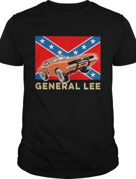 General Lee Rebel Car Independence Day shirt