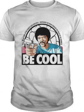Bad mf gun be cool shirt