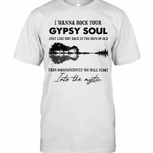 Hippie I Wanna Rock Your Soul T-Shirt