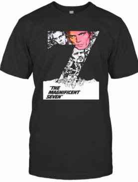 The Magnificent Seven 7 Character T-Shirt