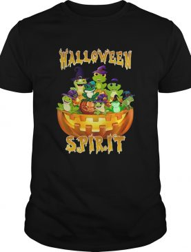 Frogs Halloween Spirit shirt