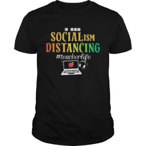 Social ISM Distancing Teacherlife Apple Laptop  Unisex