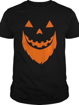 Beard Halloween Smile shirt