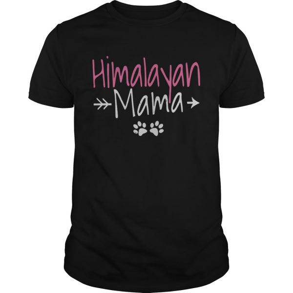 Himalayan Cat Best Cat Mom Gifts Himalayan Mama  Unisex