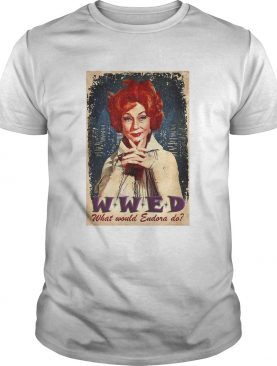 Moorehead What Would Endora Do Vertical Poster shirt