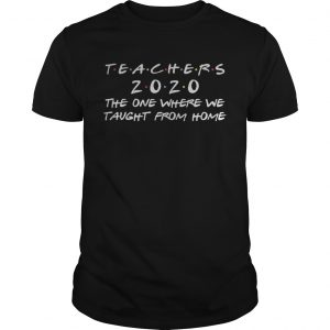 Virtual Teacher 2020 Quarantine Gift Funny Distance Learning  Unisex