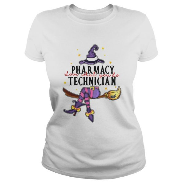 Witch Pharmacy Love What You Do Technician  Classic Ladies
