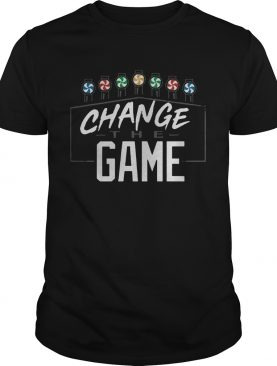 Change The Game 2020 shirt