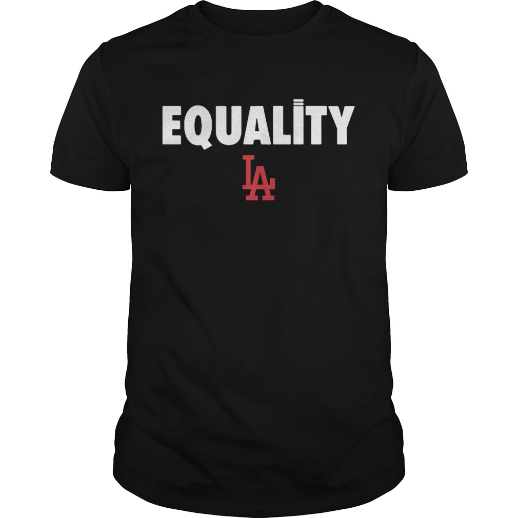 Equality Los Angeles Dodgers 2020 Unisex
