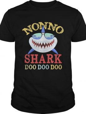 Family 365 Nonno Shark Fathers Day shirt