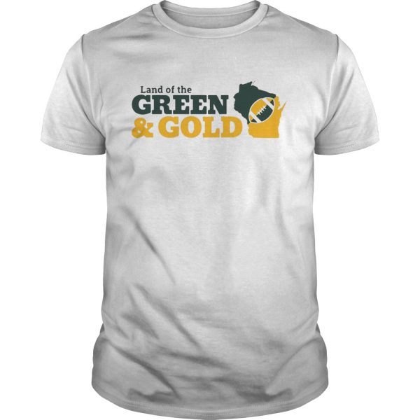 Land Of The Green And Gold  Unisex