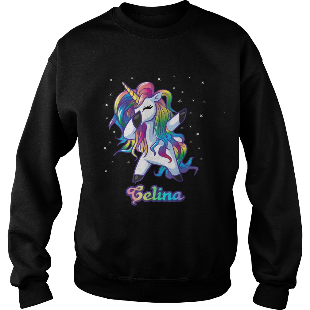 CELINA Name Personalized Custom Sweatshirt