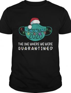 Christmas 2020 Quarantined shirt