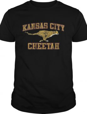 Kansas City Cheetah shirt