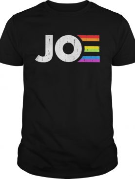 LGBT Joe Biden shirt