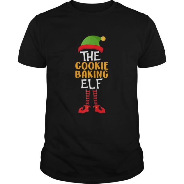 The Cookie Baking Elf Family Christmas Costume  Unisex