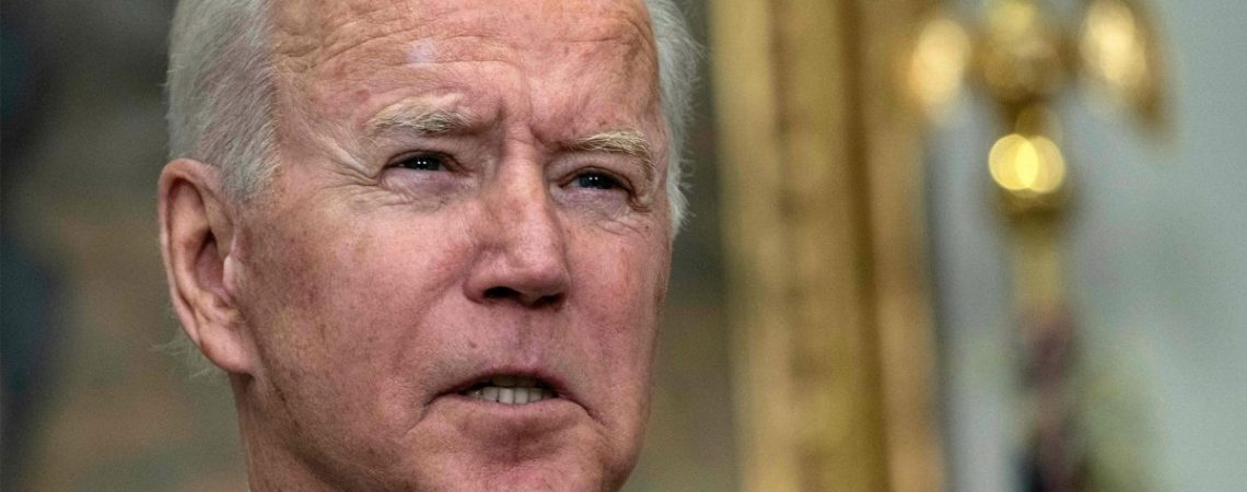 Biden's approval ratings in free fall amid Afghanistan bedlam
